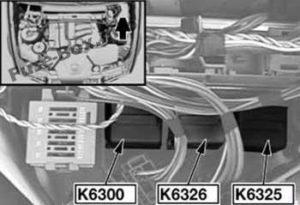 Предохранители и реле BMW 3-й серии (E46; 1998-2006) - Предохранители
