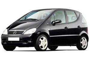 Предохранители и реле Mercedes-Benz A-Class (W168; 1997-2004) - Предохранители